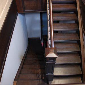 Бенилюкс, лестница 16