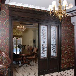 Стольный, двери 2