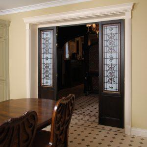 Стольный, двери 8