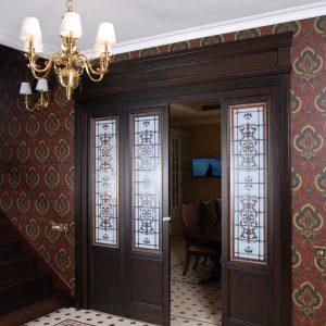 Стольный, двери 4