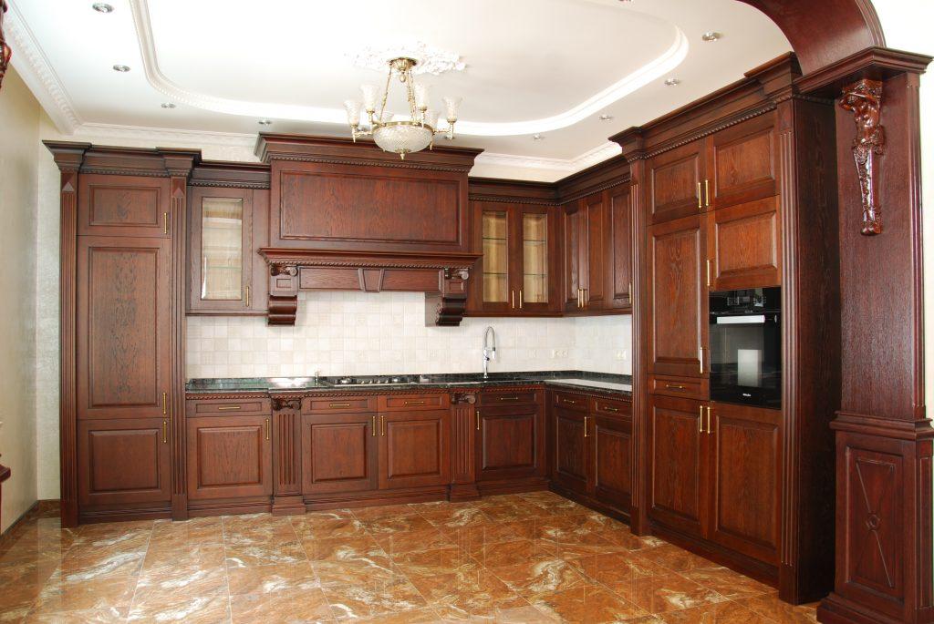 Целеево, кухня 1