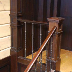 Бенилюкс, лестница 15